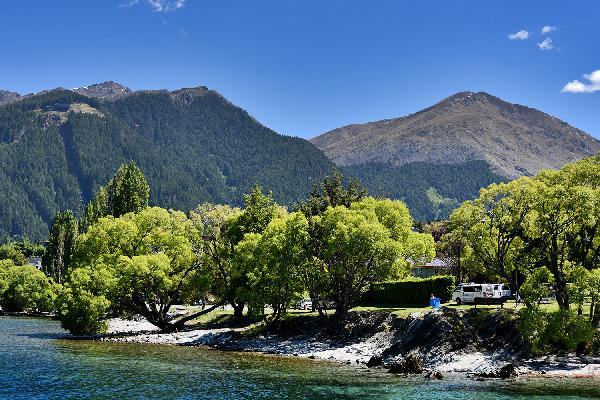 Queenstown, New Zealand, Lake Wakatipu