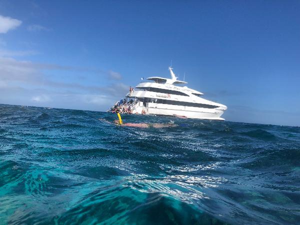 Premium Reef Trip