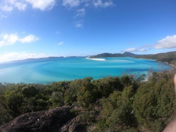 Toller Trip zu den Whitsunday Islands
