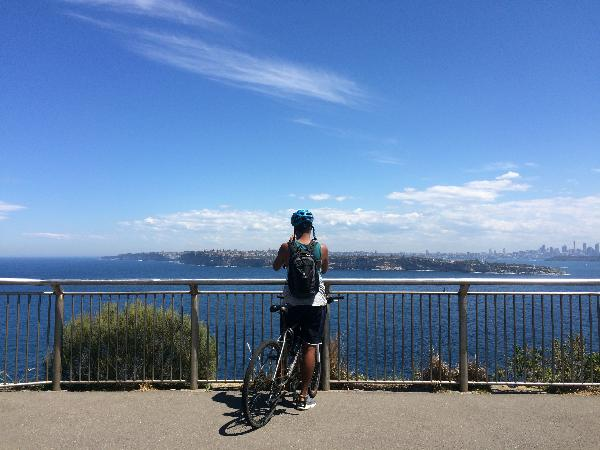 Best way to explore Manly