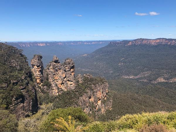 Amazing day at Blue Mountains!