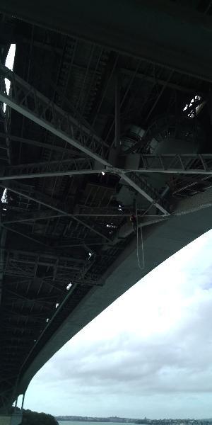Views on the bridge