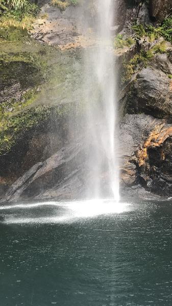 Waterfalls waterfalls magic day.