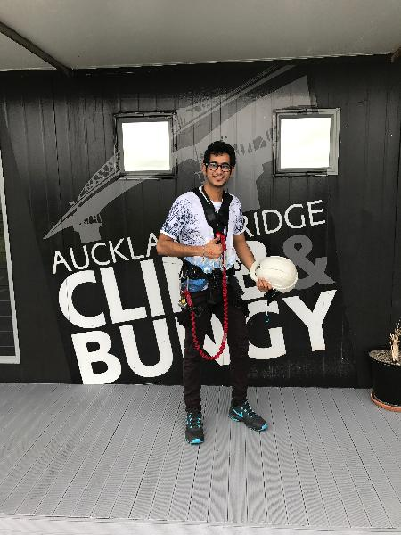 Bungy jump experience