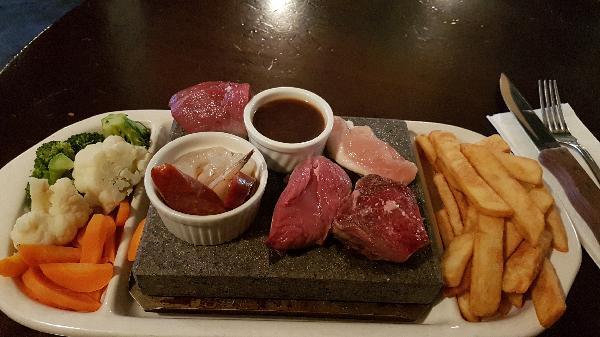 Tasting Plate