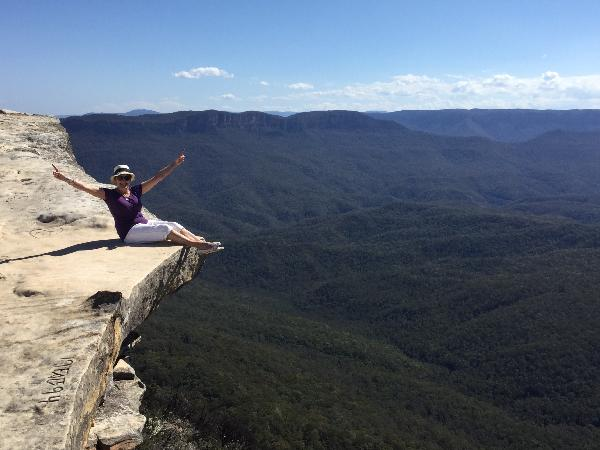 A magical day in The Blue Mountains