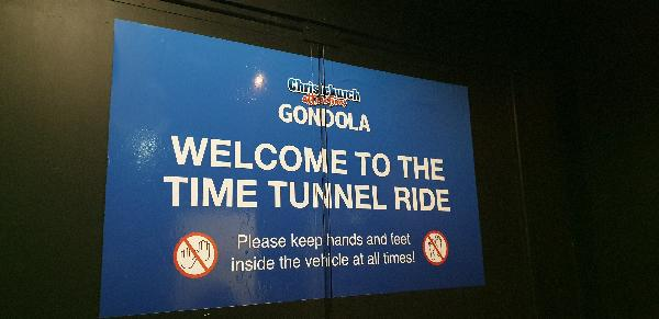 Time Tunnel Ride