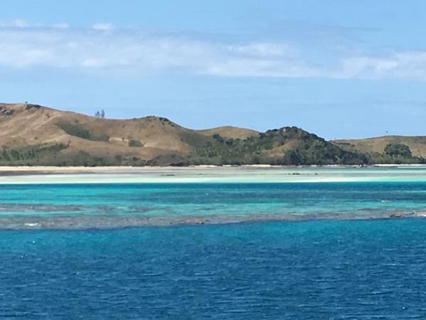 Fantastic way to see the stunning Yasawa Islands