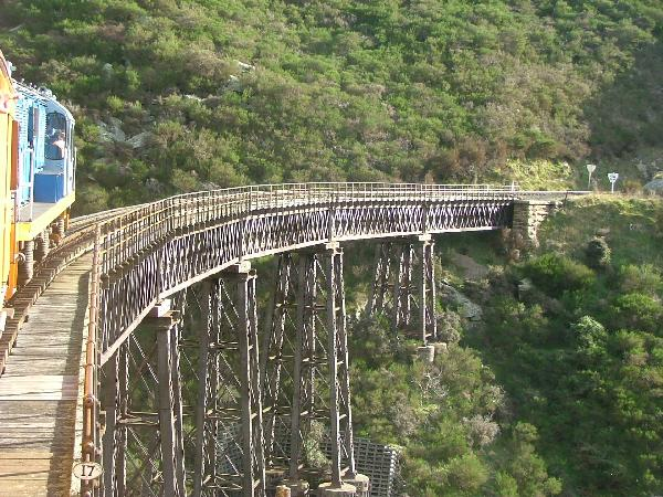 Taieri Gorge Train