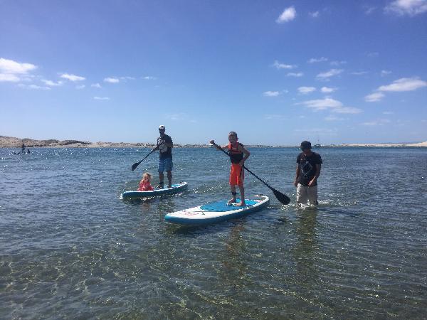 Mangawhai paddle board