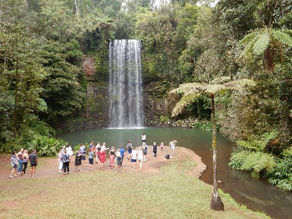 Greatest expirience to explore Cairns Waterfalls!