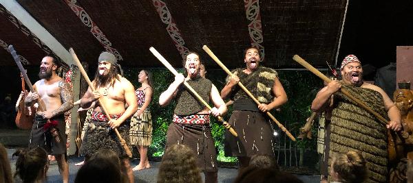 Tamaki Maori Village experience was wonderful!