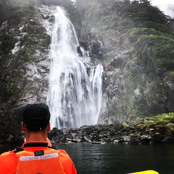 Unreal trip, best way to see Milford Sound