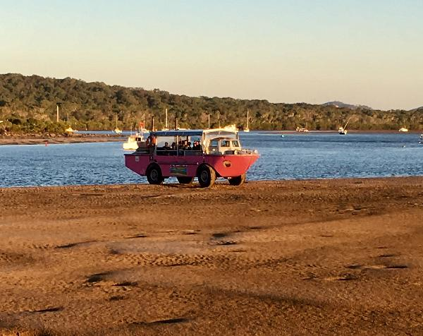 """Great trip in the """"Sand Cruiser"""""""