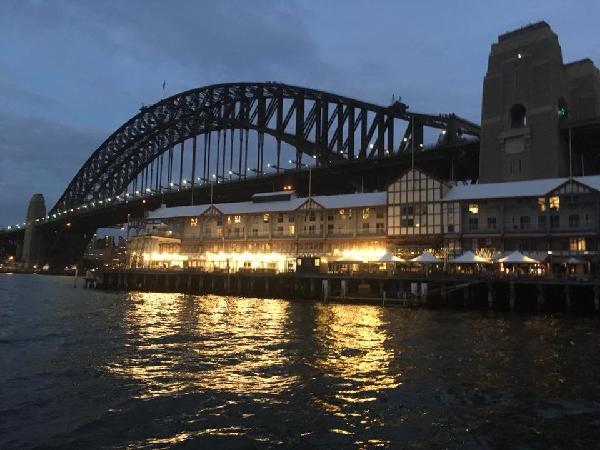 Tall Ships Dinner Cruise