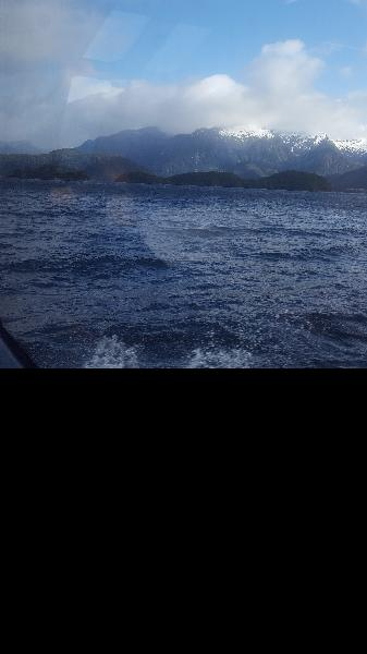 Relaxing Day on the Sound