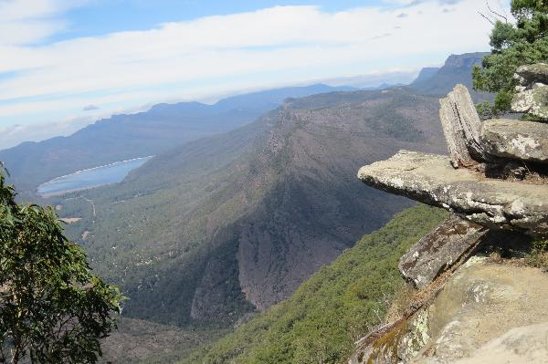 View from Boroka Lookout