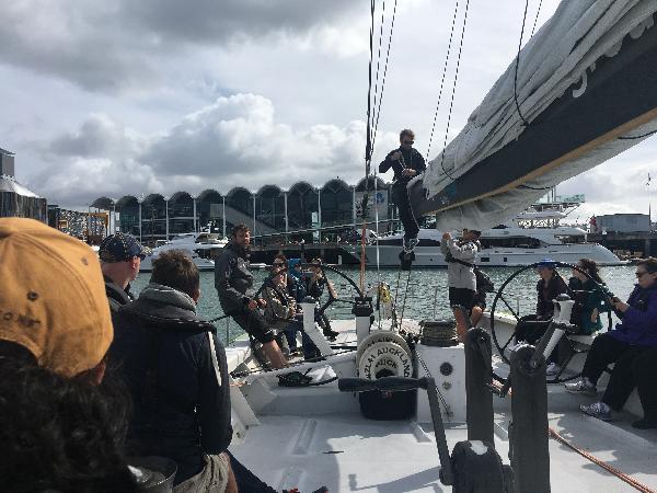 Amazing crew / fun trip!
