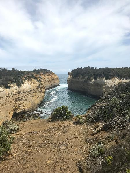 Great ocean road trip reverse itinerary