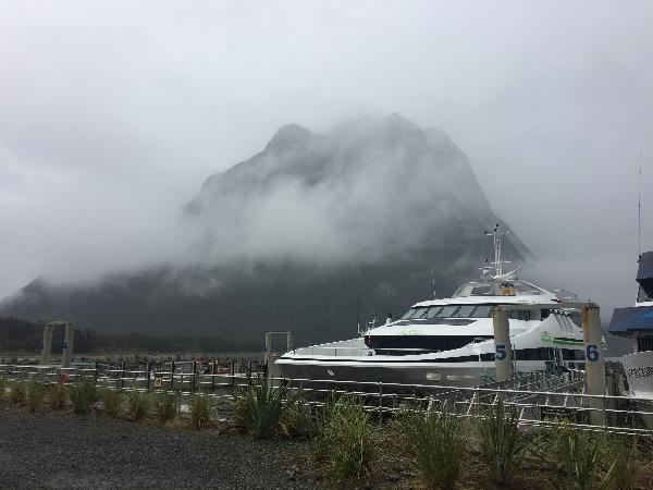 Beautiful boat, fabulous tour