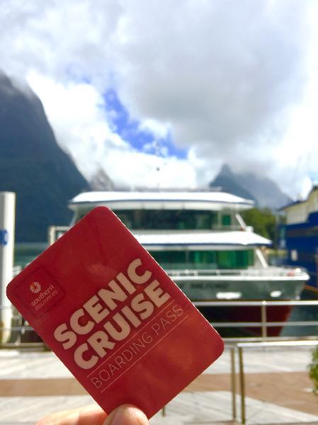 Amazing cruise experience