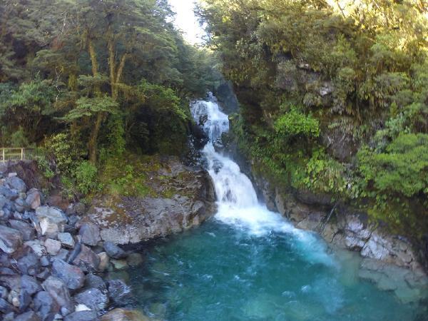 Visit thousands of waterfalls