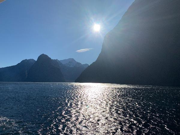 Perfect day at Milford Sound