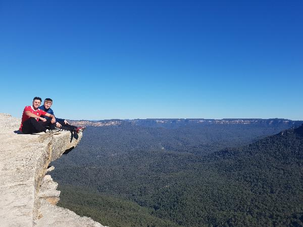 Blue mountains is a must do tour