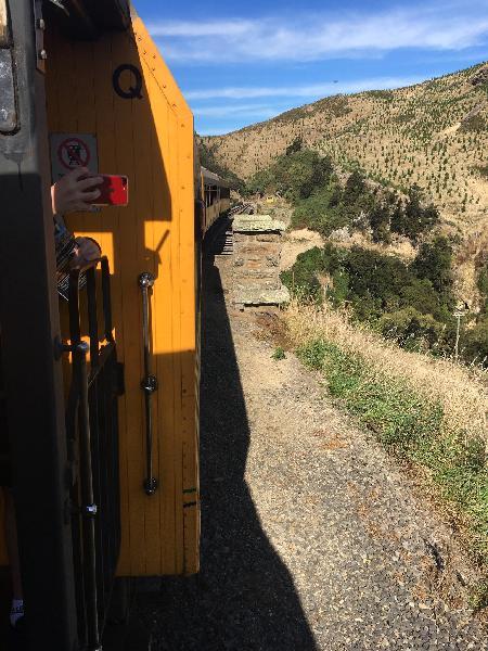 Taieri Gorge Railway - Scenic Rail Tour - Return - Epic