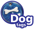 Custom Dog ID Tags, Custom Dog Tags, Custom Pet Tag for Dogs
