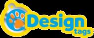 Colourful Designer Tags