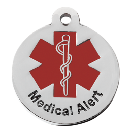 f2f1152fc Medical Alert Tags For Dogs and Cats | Medical Pet Tags