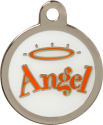 Angel Pet Tag