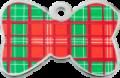 Christmas Tartan Bow Tie