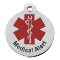 Medical Alert Pet Tag