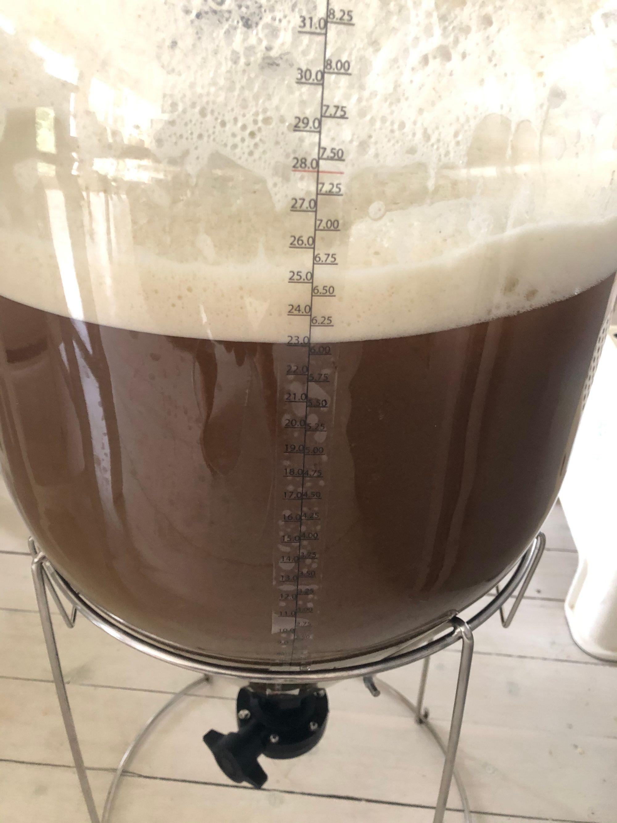 Brew # 12 - Homegrown Pale Ale Mk II
