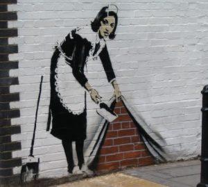 Banksy Street Art