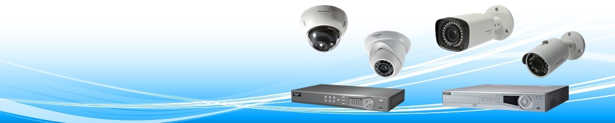 Panasonic security cameras