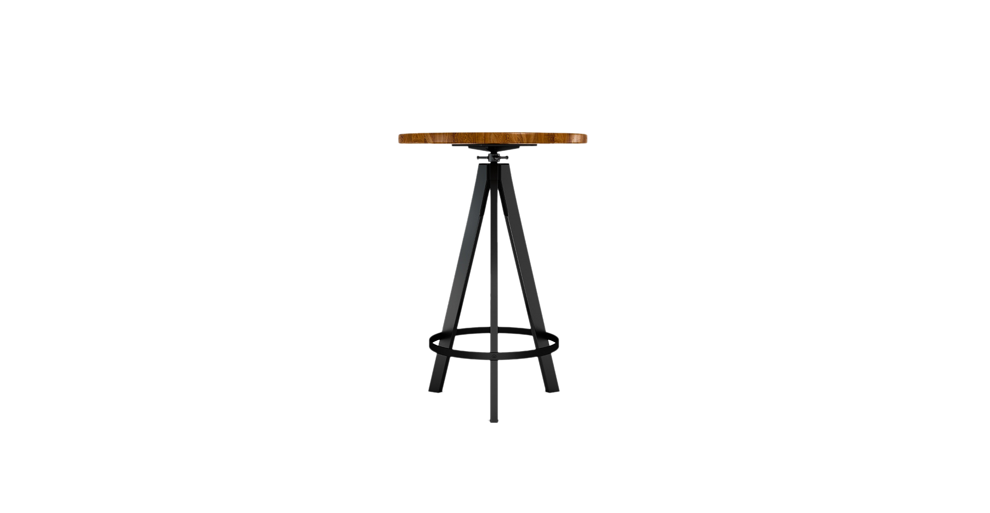 buy bethnal adjustable bar table online  brosa -