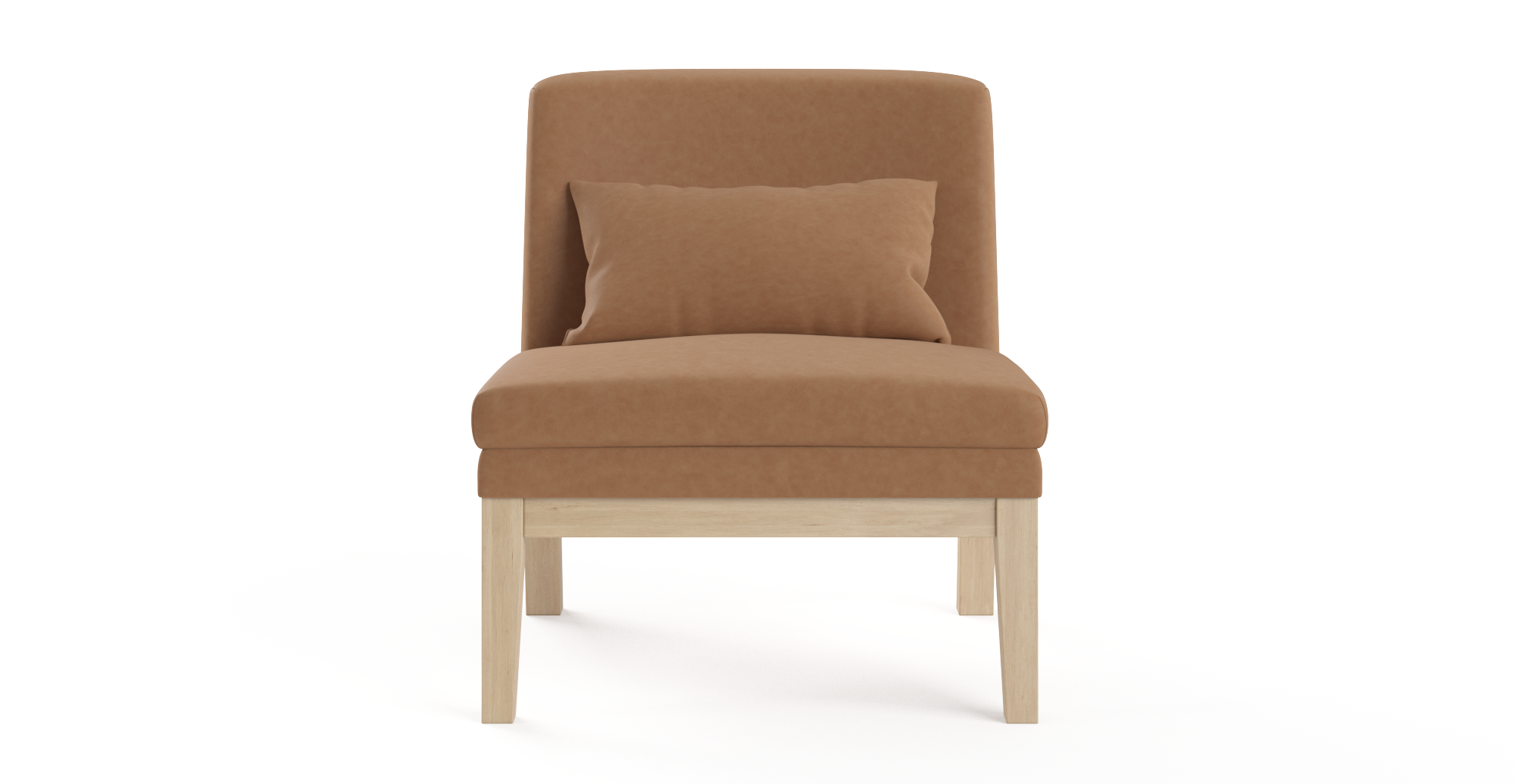 Buy Alicia Leather Accent Chair Online In Australia Brosa