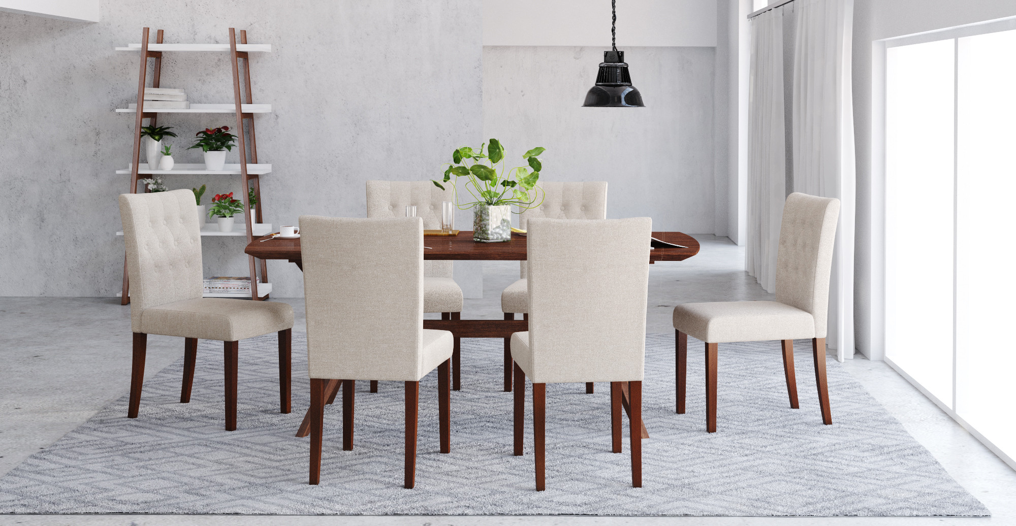 Dining Set Elizabeth Dining Table Amp 6x Espen Dining