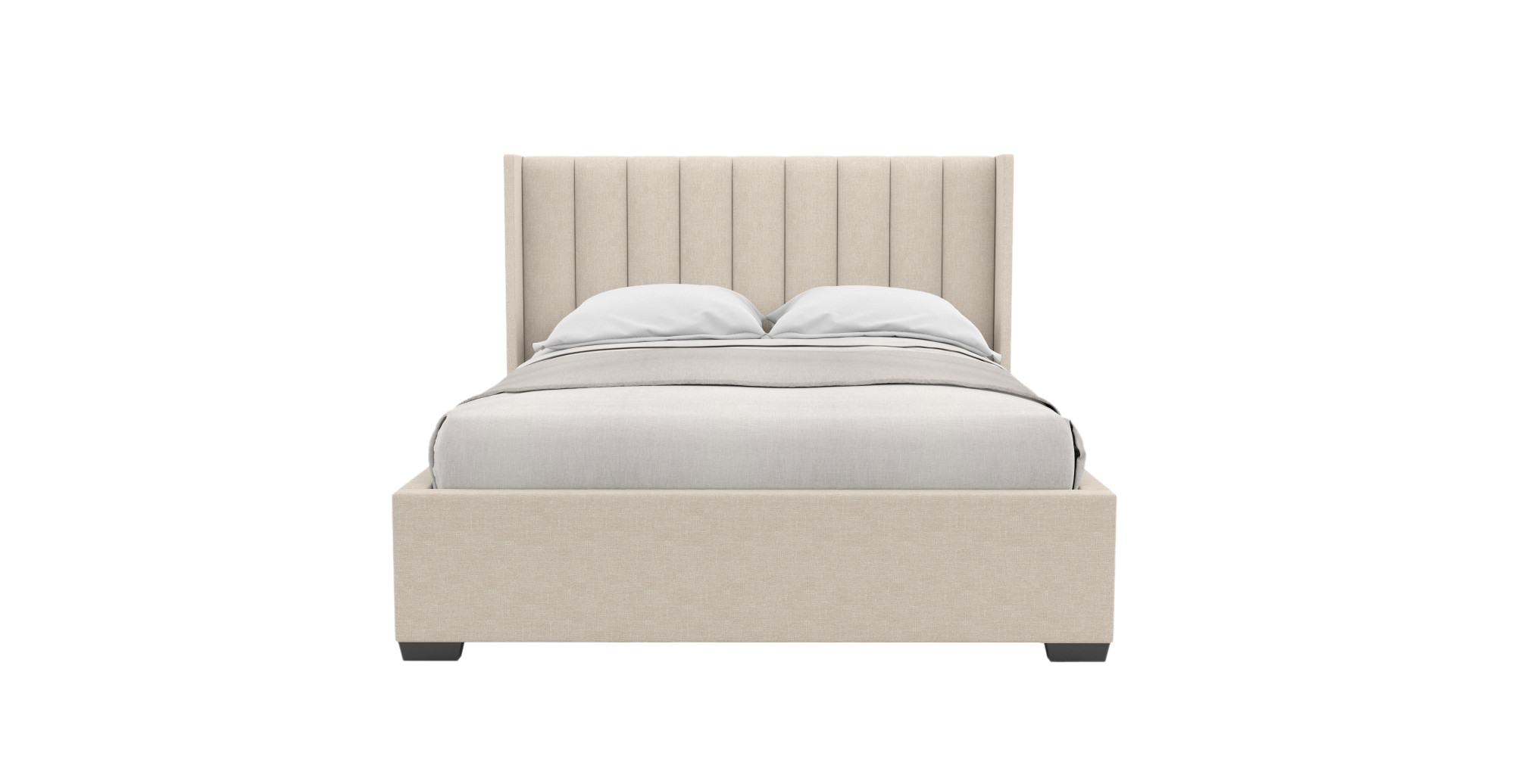 Buy Isabella Gas Lift Queen Size Bed Frame Online In