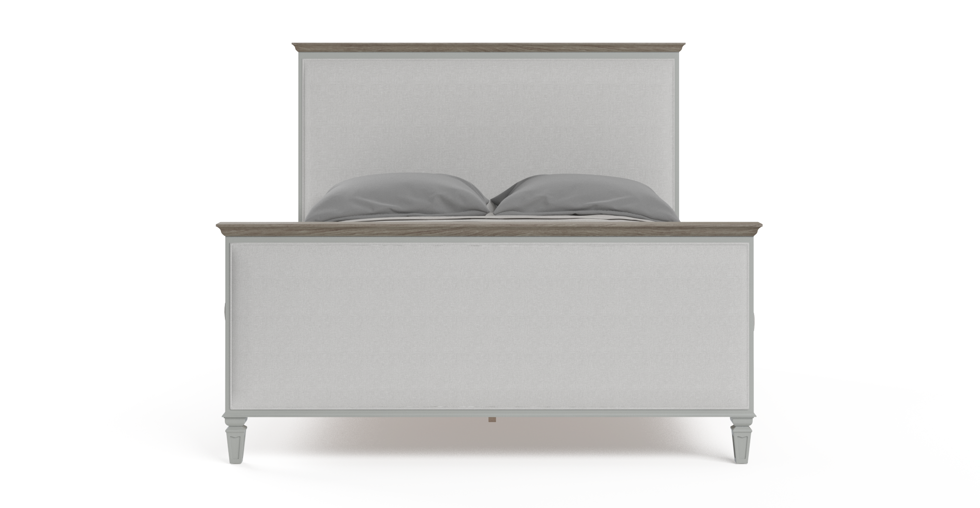 Buy Enzo Queen Size Bed Frame Online In Australia Brosa