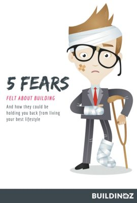 5 fears about building in Australia