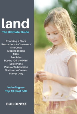 buying a block of land comparing the best blocks