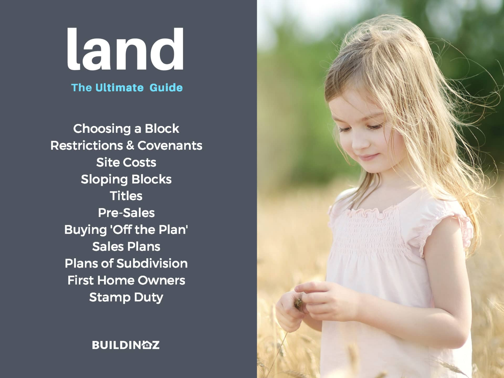 Land - The Ultimate Guide
