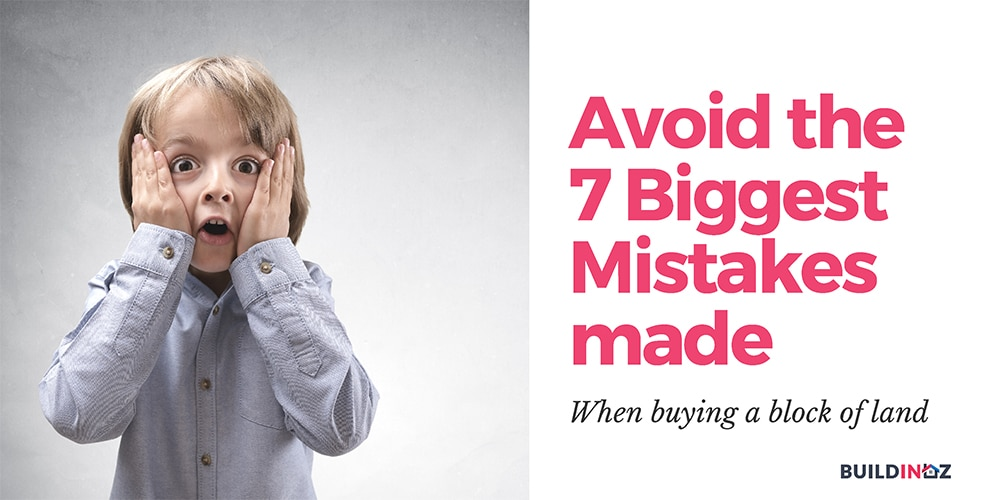 Avoid the biggest mistakes made