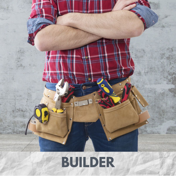 how to find the right builder build in oz