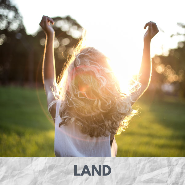 finding the perfect block of land build in oz