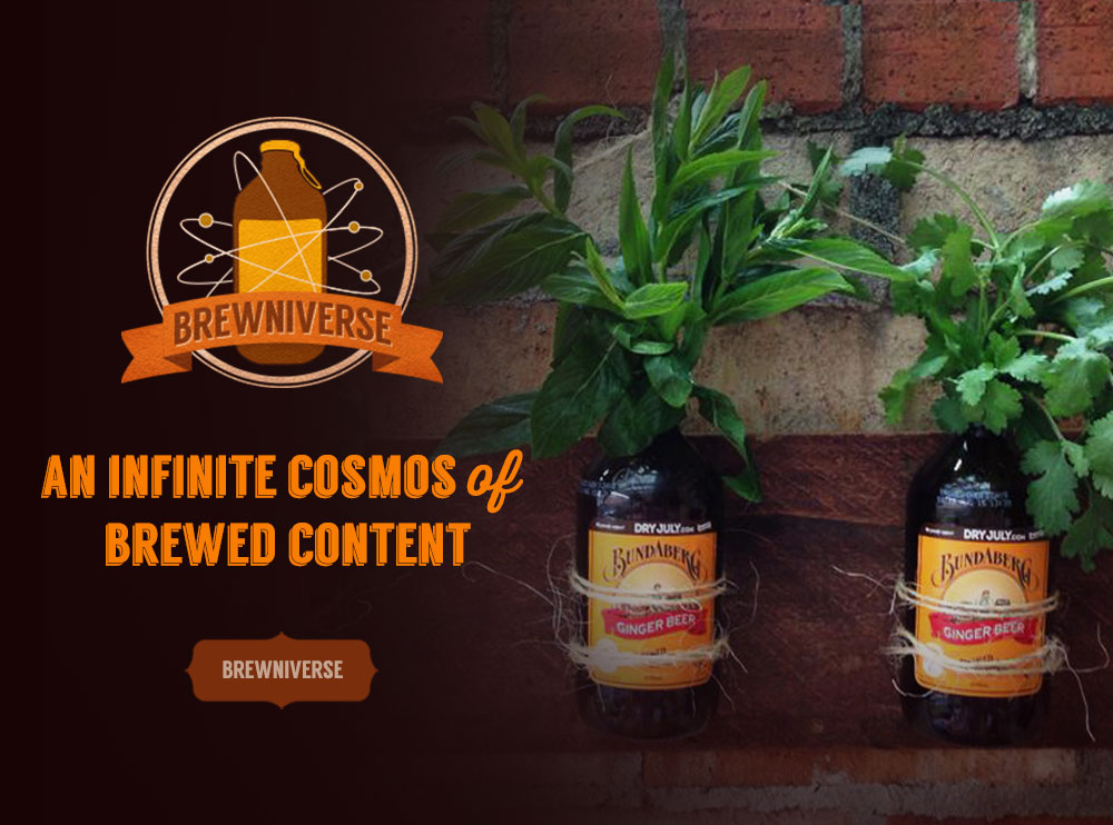 Brewniverse - An Infinite Cosmos of Brewed Content